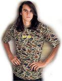 Top Ten Herren-Shirt  Camouflage