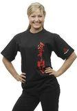 Hayashi  T-Shirt HAYASHI Motiv 3 schwarz