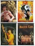Budoland Bruce Lee Poster-Set 4-teilig