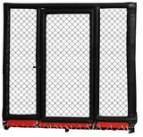 Top Ten  MMA Cage Wallboard mit Tür