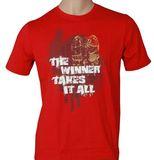 Top Ten  T-Shirt Top Ten The Winner takes it all