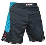 Top Ten MMA-Shorts TOPTEN Cage, schwarz-blau