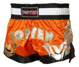 Top Ten  Thaiboxhose TopTen Neon, Orange