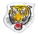 Ju-Sports  Patch Tiger