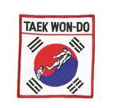 Ju-Sports Patch Taekwondo
