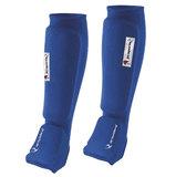 Ju-Sports  Schienbein-Spannschoner blau
