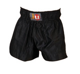 Ju-Sports  Thaiboxhose color schwarz