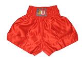 Ju-Sports  Thaiboxhose color rot
