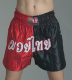Ju-Sports  Thaiboxhose Two Tone