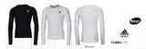 Adidas Techfit Entry Shirt Longsleeve