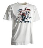 Ju-Sports  Ju-Jutsu-Shirt Competition weiß