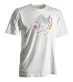 Ju-Sports  Ju-Jutsu-Shirt Moiré weiß