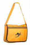 Ju-Sports  Retro Messenger Bag BG71 gold-schwarz