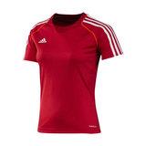 Adidas T12 Team ClimaCool T-Shirt Damen, Rot