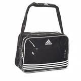 Adidas  Retro Umhänge Tasche Teakwondo, Schwarz - Weiß