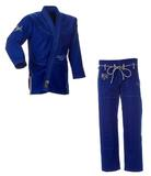 Ju-Sports  Brazilian Jiu-Jitsu Anzug Perl Competition Superlight Blue