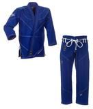 Ju-Sports  Brazilian Jiu-Jitsu Anzug Supernova, Blau