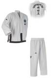 Adidas  ITF Black Belt Champion Dobok