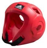 Adidas  Kopfschutz adizero, WTF, WAKO, Rot