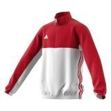 Adidas  T16 Teamjacke Kids AJ5324, Rot-Weiß
