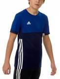 Adidas  T16 ClimaCool T-Shirt Jungen AJ5433, Navy Blau-Royal Blau