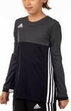 Adidas  T16 ClimaCool Longsleeve Mädchen AJ5250, Schwarz-Grau
