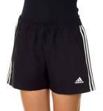 Adidas  T16 ClimaCool Woven Short Damen AJ5289, Schwarz-Weiß