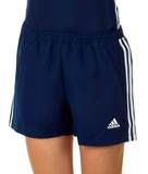 Adidas  T16 ClimaCool Woven Short Damen AJ5290, Navy Blau-Weiß
