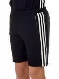Adidas  T16 ClimaCool Woven Short Jungen AJ5285, Schwarz-Weiß
