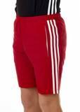 Adidas  T16 ClimaCool Woven Short Jungen AJ5287, Power Rot-Weiß