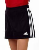 Adidas  T16 ClimaCool Woven Skort Mädchen AJ5462, Schwarz-Weiß