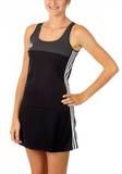 Adidas  T16 ClimaCool dress ladies AJ5261, black and white