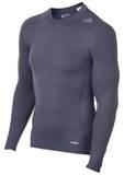 Adidas  Techfit TF Base Longsleeve Onyx Grau, AJ5017