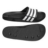 Adidas  Duramo Slide Adilette, Schwarz