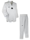 Adidas  Taekwondoanzug ADI CHAMP III weißes Revers