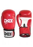 DAX  Boxhandschuhe Onyx TT, Rot-Weiß
