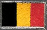 KWON  Stickabzeichen Belgien