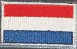 KWON  Stickabzeichen Holland