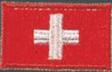 KWON  Stickabzeichen Schweiz