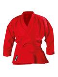 KWON SV-Jacke Traditional rot - Selbstverteidigungsjacke