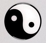 KWON Yin Yang Sticker