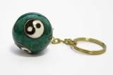 KWON  Schlüsselanhänger Chinesische Minikugeln