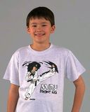 KWON  T-Shirt Miru Front Kick