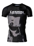 Legion Octagon  L.O. Rash Guard Kurzarm