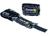 KWON Kinder-Boxbandage Tiger unelastisch 2 m