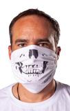 KWON  Behelfsmaske Skull
