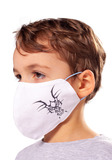 KWON  Anatomical Kinder Behelfsmaske Drache