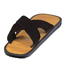 Bambus-Slipper