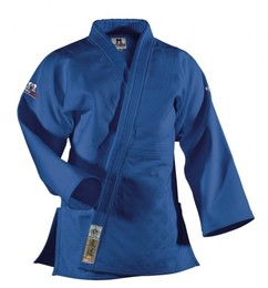 Judoanzug Ultimate Gold blau