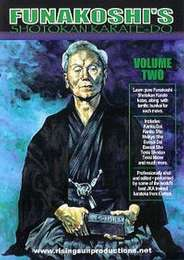 Funakoshi's Shotokan Karate-Do Vol.2